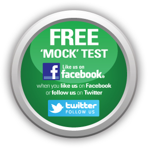Free mock test when you like AMB Driving Tuition, Exeter on Facebook or follow @AMBDrive on Twitter